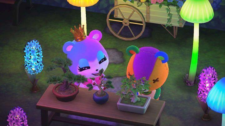 Judy in Animal Crossing. Image via DBLTAP