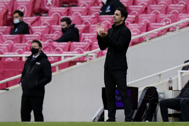 Mikel Arteta's Arsenal are reportedly looking to invest £250 million this summer