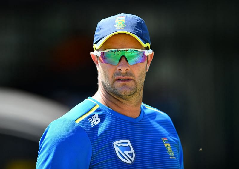 South Africa Training Session and Press Conference