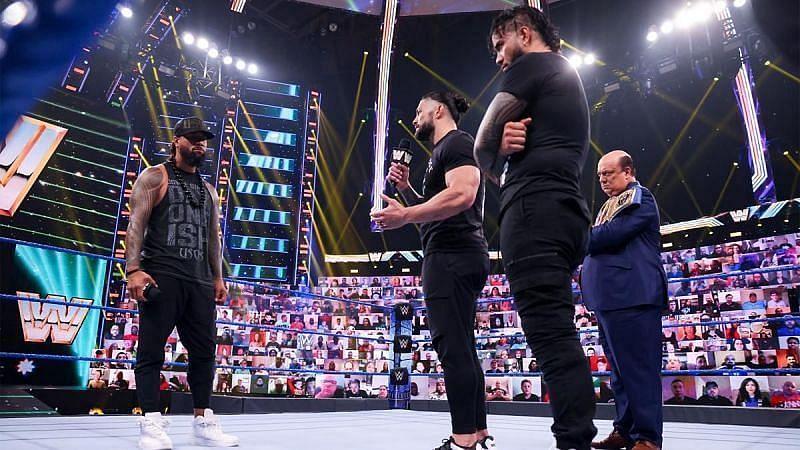 SmackDown को मिले नए चैंपियंस