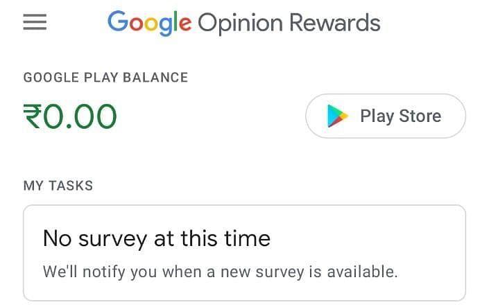 Google Opinion Rewards is a legitimate way to earn free money