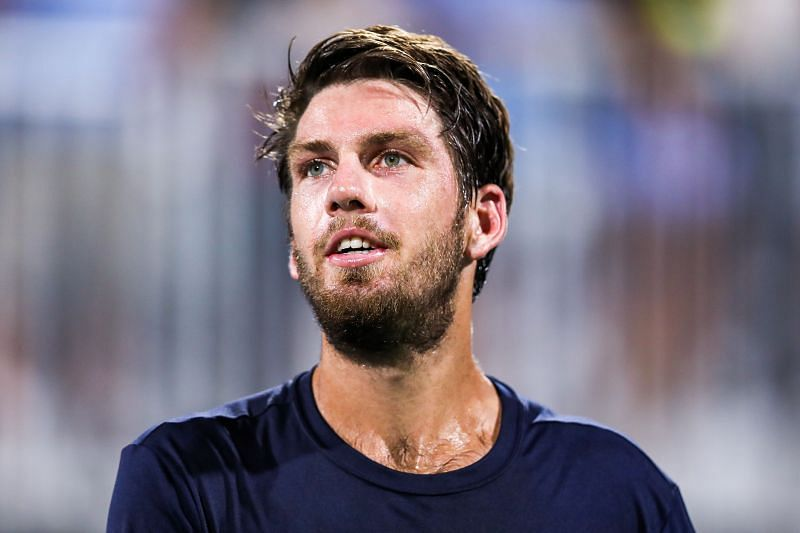 Cameron Norrie beat Nick Kyrgios in the Atlanta second round