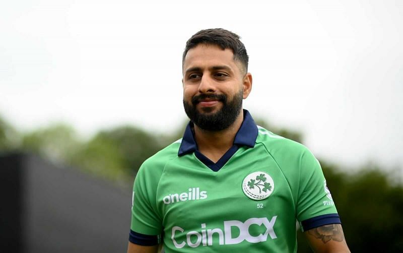 Simi Singh's century went in vain as Ireland lost the final match of their ICC Cricket World Cup Super League series against South Africa (Image Courtesy: Cricket Ireland)