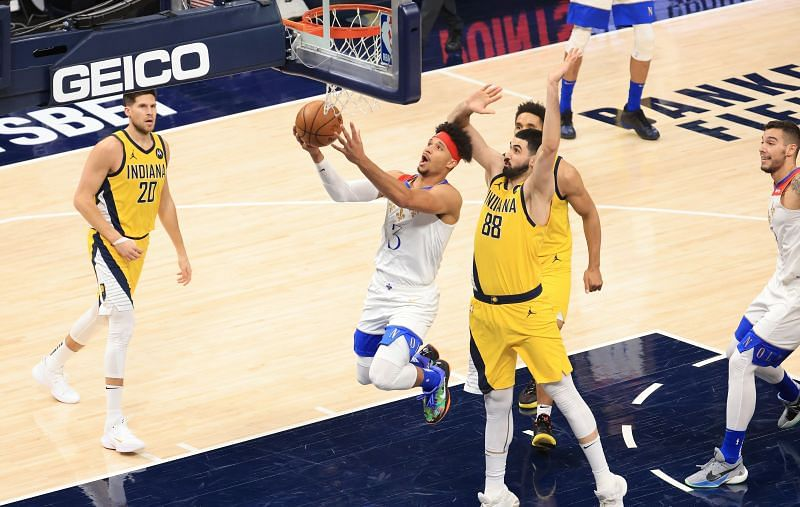 The Denver Nuggets could pursue Josh Hart in free agency