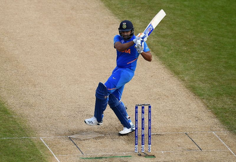 Rohit Sharma is the only cricketer to slam five centuries in a single edition of a World Cup.