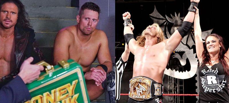 WWE दिग्गज ऐज और द मिज़