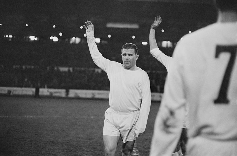 Ferenc Puskas - One of the best the game has ever seen