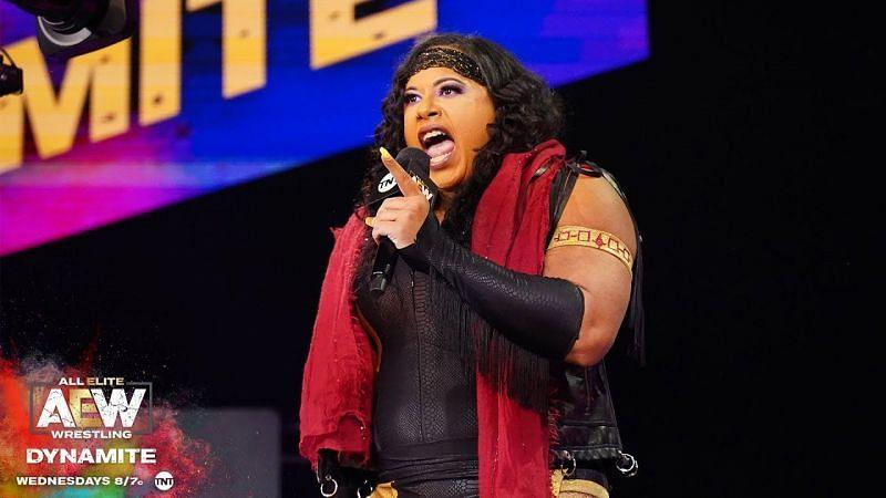 Nyla Rose gets a title match next week