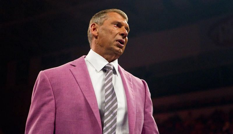 Vince McMahon is the Mogul behind WWE