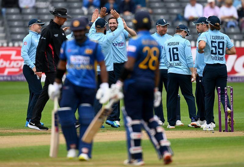 श्रीलंका बनाम इंग्लैंड