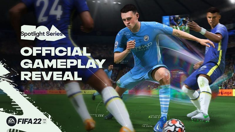 The gameplay trailer for FIFA 22 has been officially released (Image via EA SPORTS FIFA; YouTube)