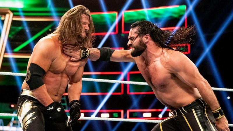 Seth Rollins and AJ Styles tore the house down at Money in the Bank 2019
