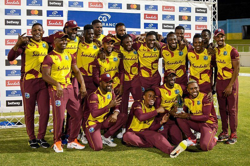 West Indies comprehensively beat Australia 4-1 in the T20I series.
