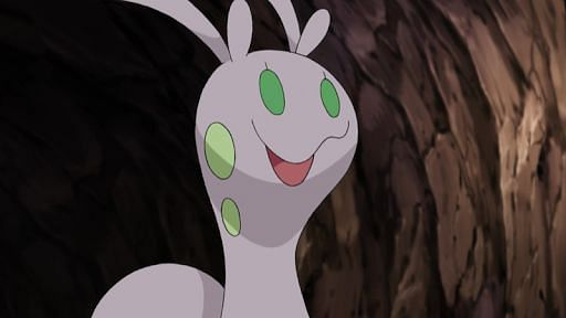 Sliggoo in the anime (Image via The Pokemon Company)