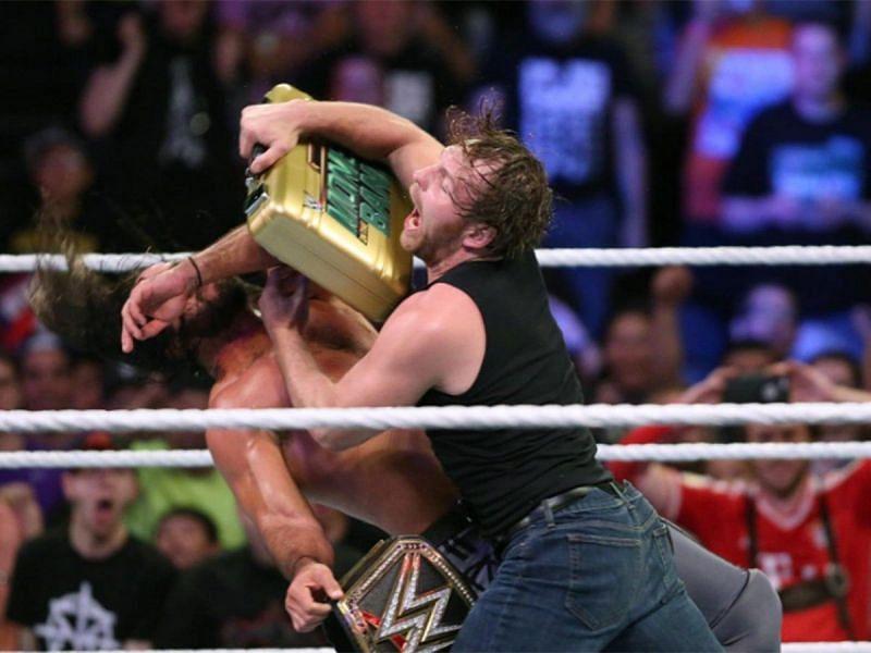 WWE: Dean Ambrose   Seth Rollins