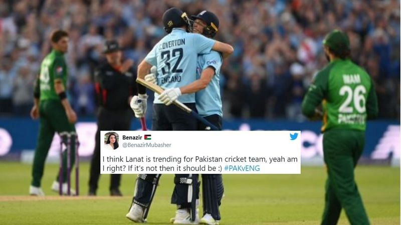 Twitter trolled Pakistan team for an embarrassing loss
