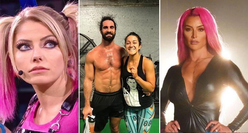 WWE सुपरस्टार्स ने बेली के चोटिल होने पर अपनी भावनाएं व्यक्त कीं, जल्द ठीक होने की हुई कामना