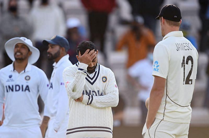 भारत को डब्ल्यूटीसी फाइनल में 8 विकेट की शिकस्त मिली