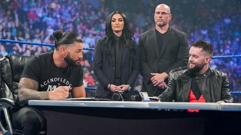 WWE SmackDown के जबरदस्त एपिसोड में काफी कुछ देखने को मिला