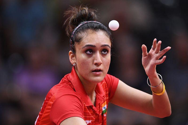 Table Tennis - Manika Batra stuns Ukaranian World No 32