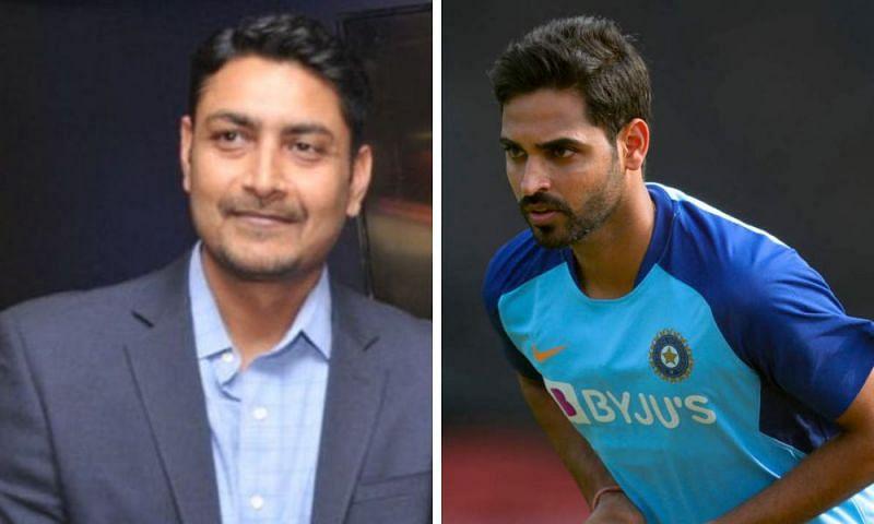 Deep Dasgupta feels management can send Bhuvneshwar Kumar to England