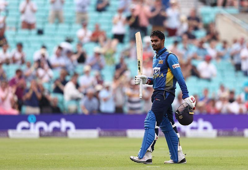 Dhananjaya de Silva has been impressive for Sri Lanka in white-ball cricket