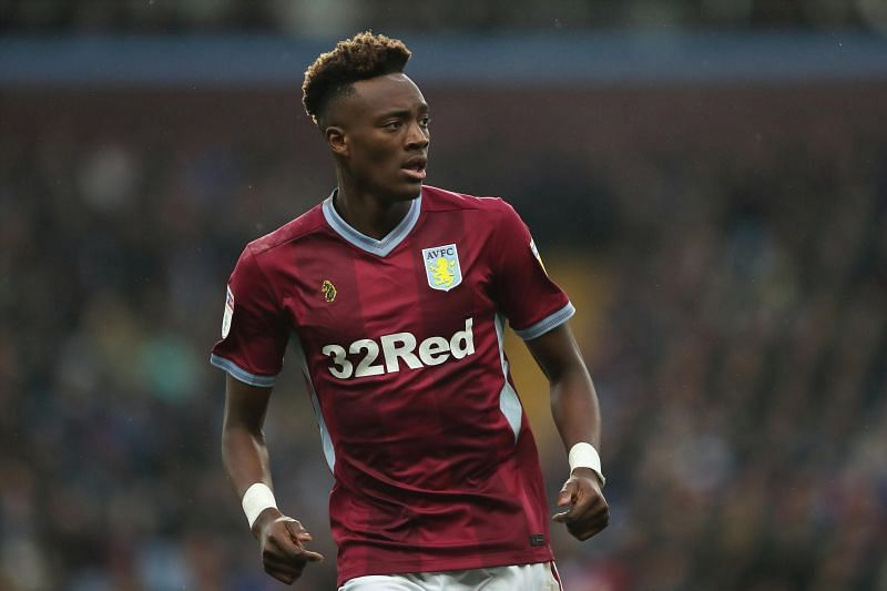 Tammy Abraham has already played for Aston Villa during a loan spell in the EFL Championship.