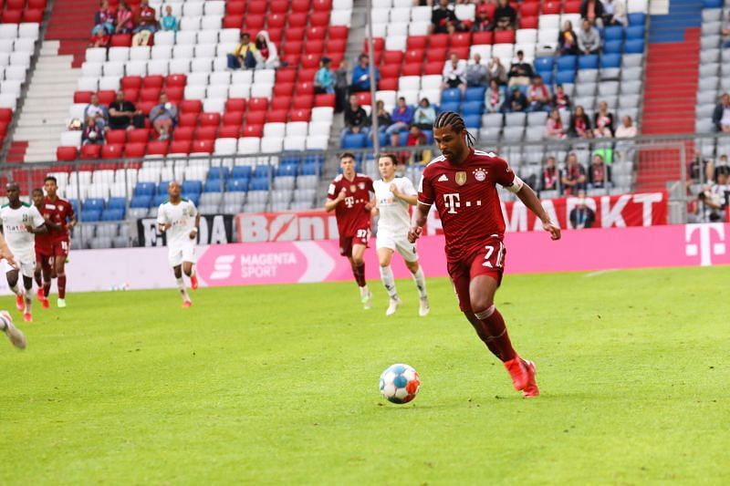 Bayern Munich host Napoli at the Allianz Stadium on Saturday