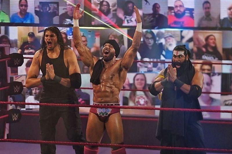 WWE दिग्गज को भारतीय सुपरस्टार ने करारी शिकस्त देकर चौंकाया