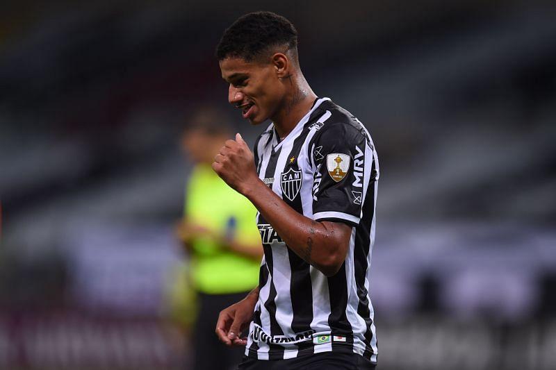 Atletico Mineiro travel to Arena Pantanal on Sunday to play against Cuiaba