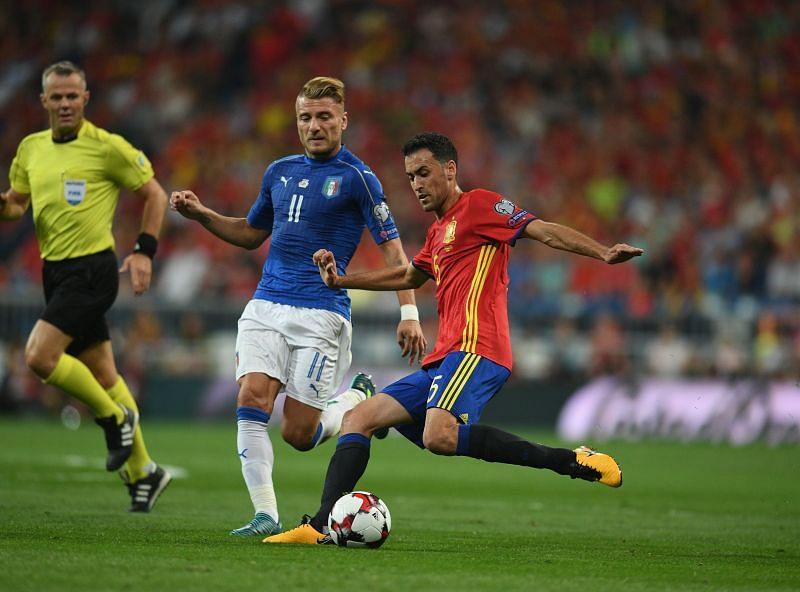Thống kê thành tích đối đầu giữa Italia vs Tây Ban Nha và những con số cần biết