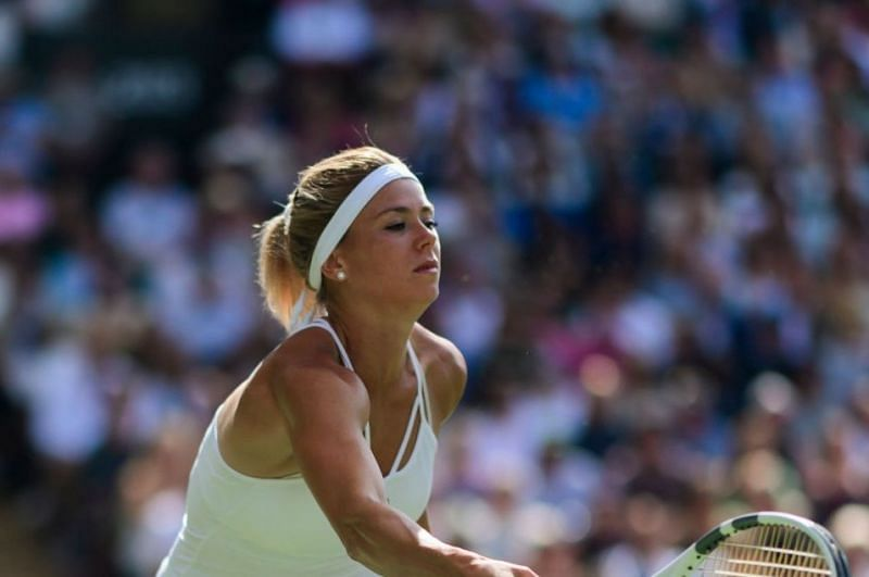 Giorgi will look to take control of the match from the get-go.