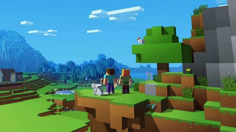 Players can enjoy Minecraft with friends on any platform (Image via Mojang)