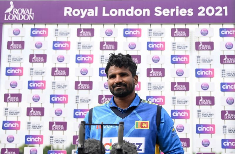 Kusal Perera captained Sri Lanka in the recently-concluded series against the England cricket team.