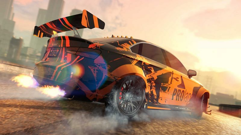 The Obey Tailgater S (Image via Rockstar Games)