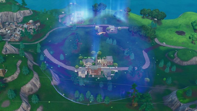 Rift Zones could make a comeback to Fortnite (Image via Hypex/Twitter)