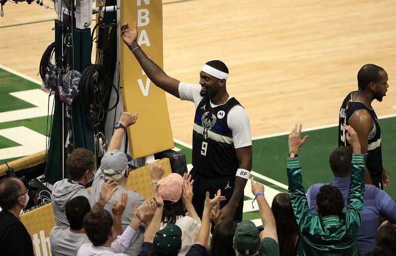 Milwaukee Buck's backup big man Bobby Portis