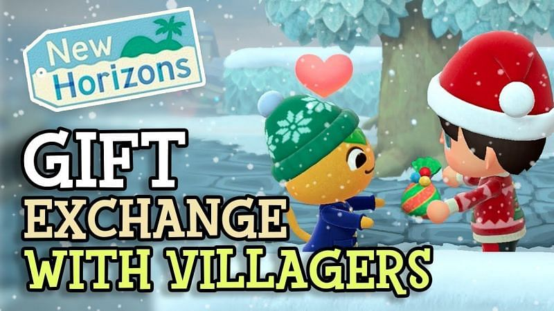 Best gifts to give villagers in Animal Crossing: New Horizons (Image via Mayor Mori)