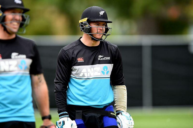 New Zealand T20 Training Session