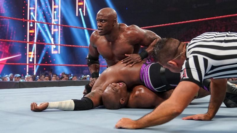 Bobby Lashley has had his fair share of puzzling days