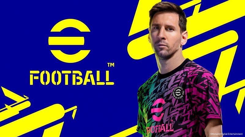 eFootball 22 (Image via Konami)