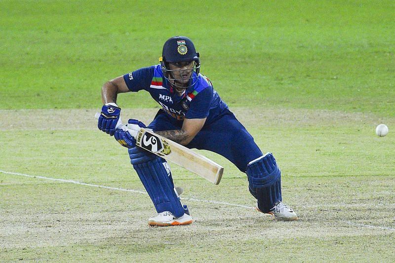 Ishan Kishan smashed a fifty on ODI debut