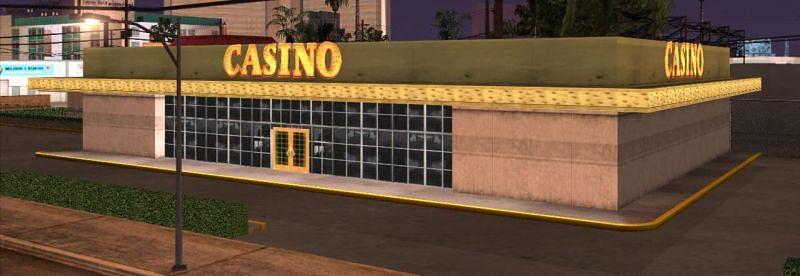 The third (and often forgotten) visitable casino in GTA San Andreas (Image via GTA Wiki)