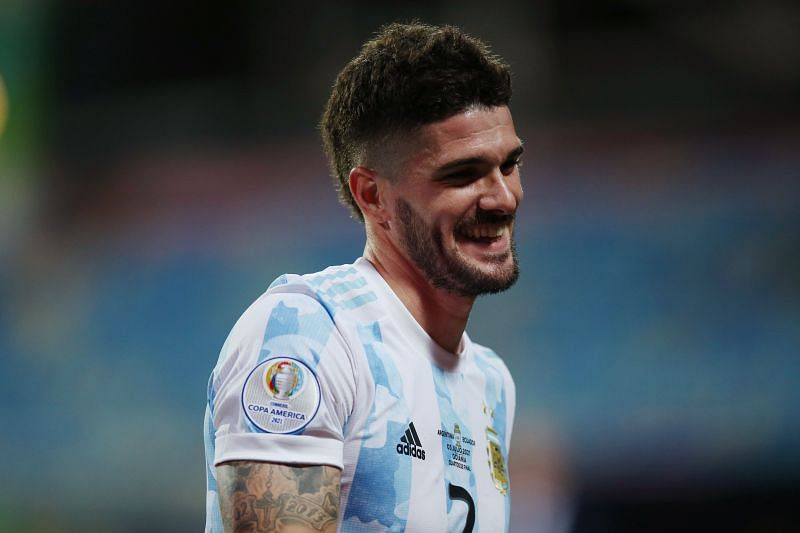 Argentina v Ecuador: Quarterfinal - Copa America Brazil 2021