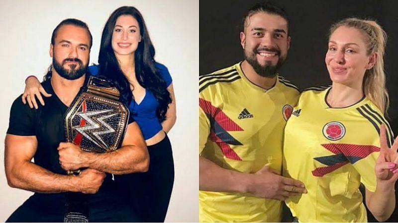 कई WWE सुपरस्टार्स अपने करियर के दौरान एक से ज्यादा बार शादी कर चुके हैं