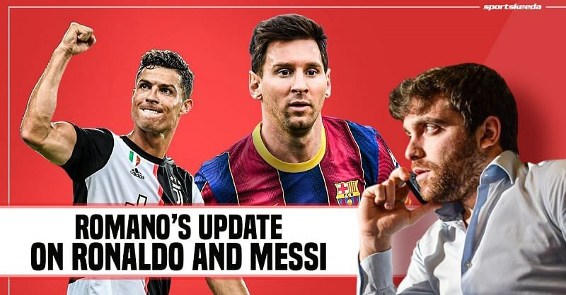 Ronaldo and Messi have been linked with high profile exits from Juventus and Barcelona respectively