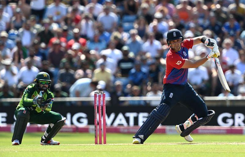 England v Pakistan - Second Vitality International T20