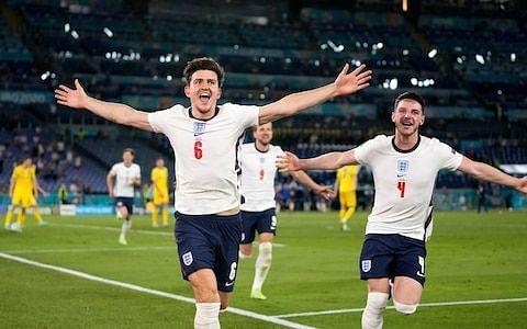 England are through to the Euro 2020 semi-final