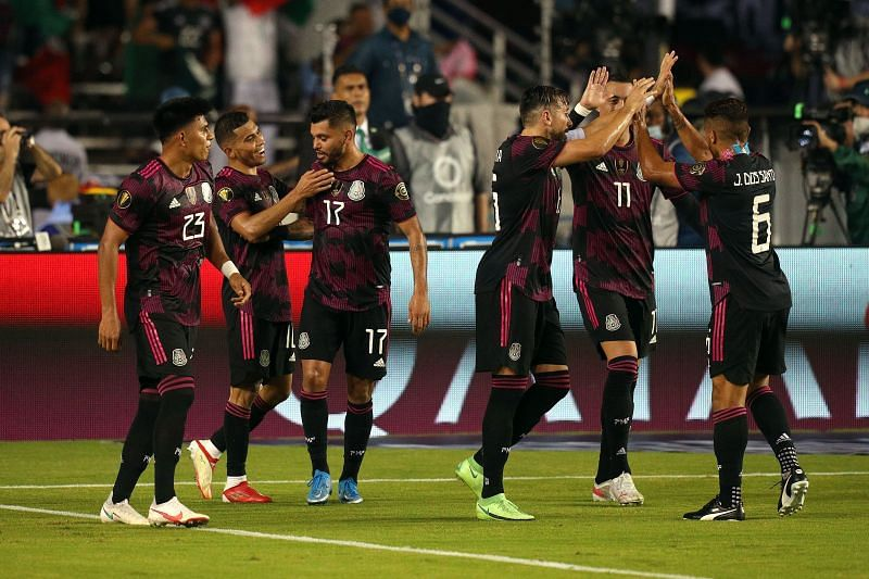 Mexico will take on El Salvador