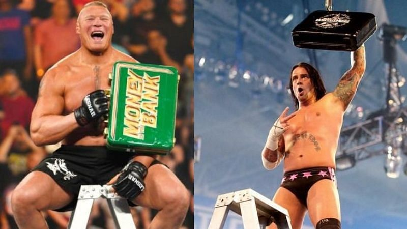 WWE Money in the Bank विनर्स